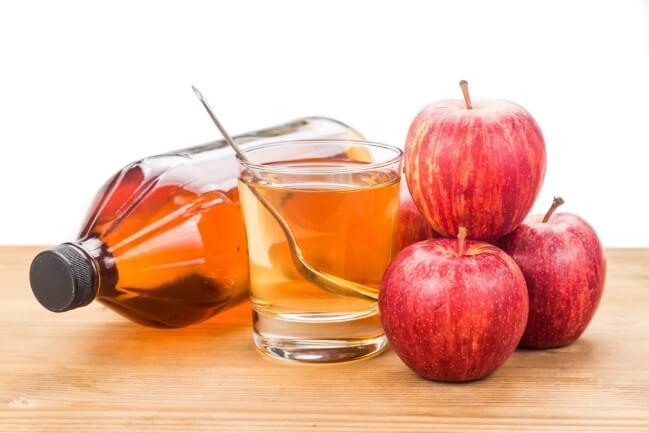 Bạn có thể uống giấm táo vào bất kì thời điểm nào trong ngày