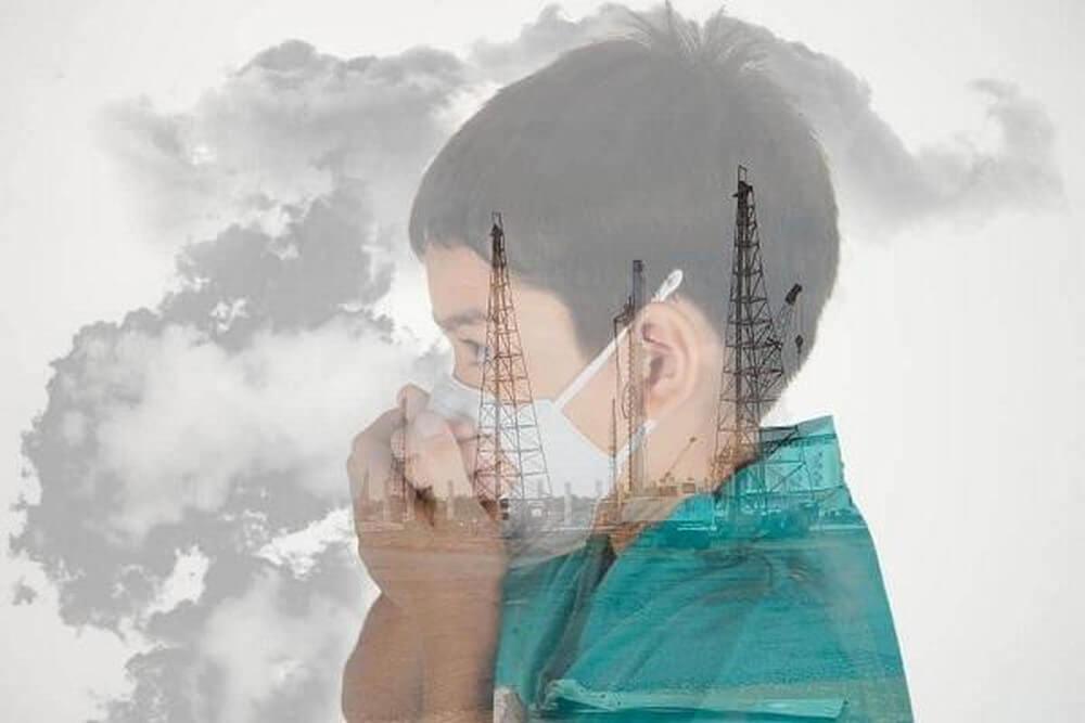 Bảo vệ sức khoẻ con trẻ khỏi không khí bị ô nhiễm