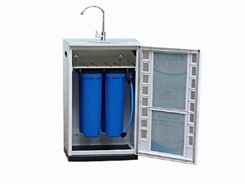 Các bộ phận bên trong máy lọc nước