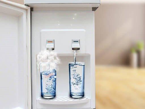 Có rất nhiều các dòng máy lọc nước nóng lạnh trên thị trường