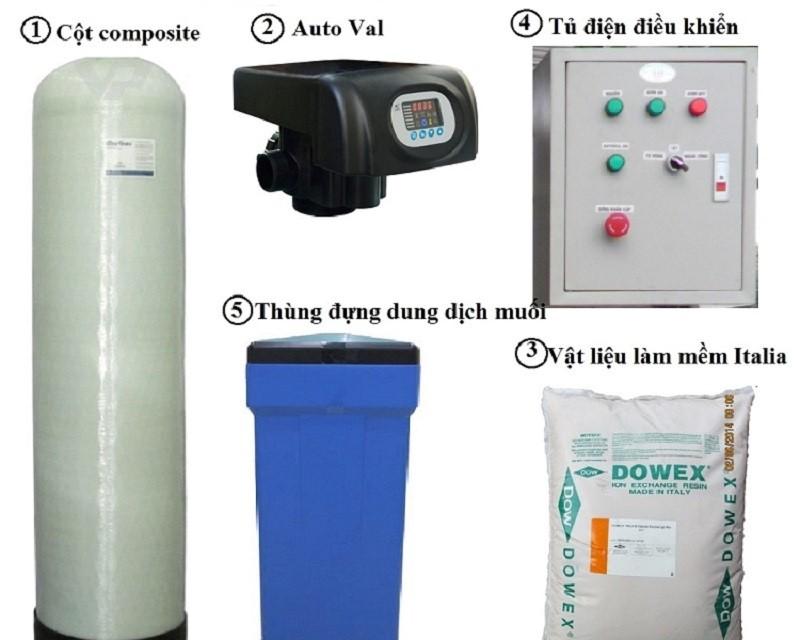 Có rất nhiều phương pháp làm mềm nước