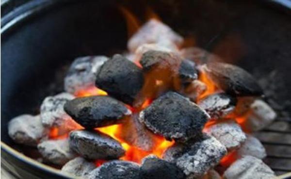 Đốt than tạo khí CO