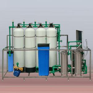 hệ thống lọc nước tổng sunny-eco