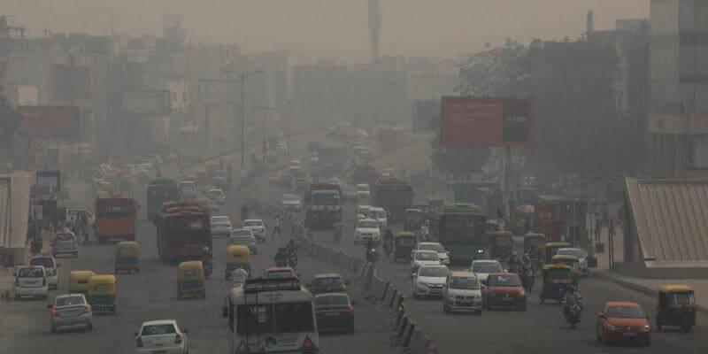Hiện tượng nghịch nhiệt làm mức độ ô nhiễm không khí ngày càng nghiêm trọng