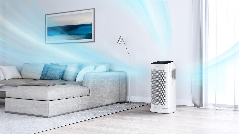 Máy lọc không khí là một thiết bị không thể thiếu trong mỗi gia đình