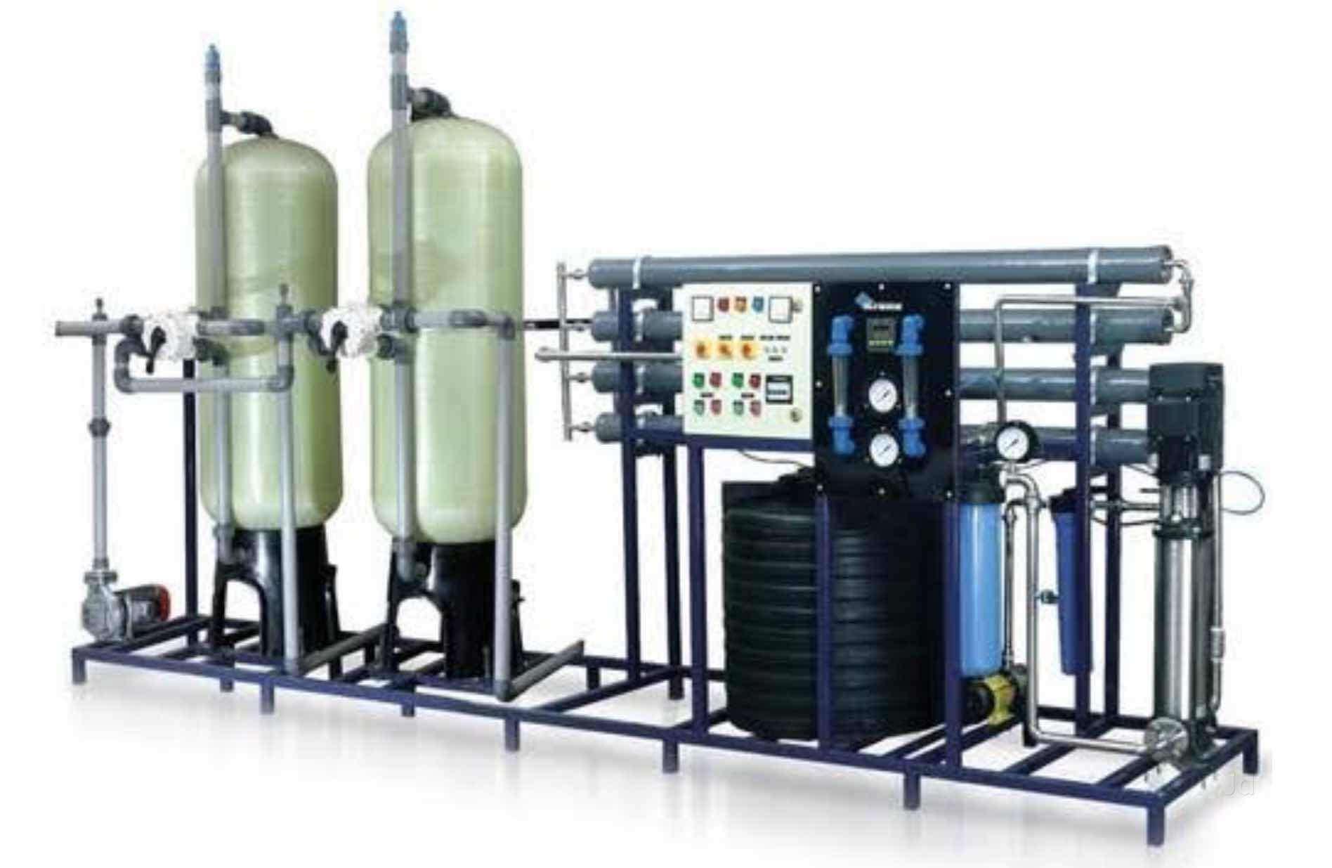Máy lọc nước công nghiệp thường có công suất rất lớn
