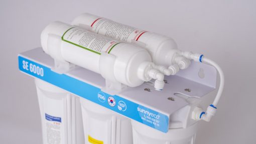 Máy lọc nước nano Sunny-Eco SE 6000 close