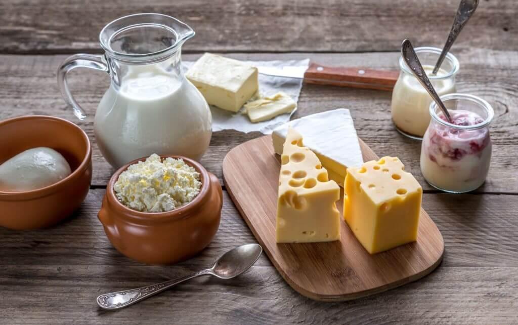 Nên chọn lựa những chế phẩm từ sữa đã được tiệt trùng