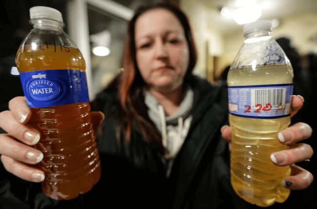 Nước nhiễm chì ảnh hưởng tiêu cực tới sức khoẻ con người