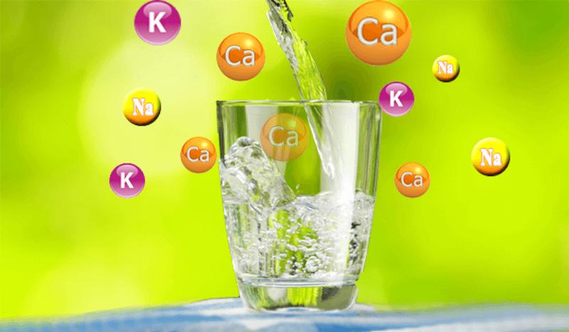 Các khoáng chất có lợi giúp cơ thể phát triển khoẻ mạnh