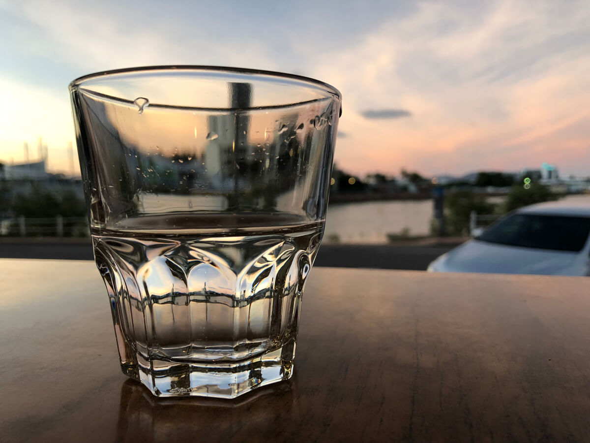 Nguồn nước bạn uống hàng ngày có thực sự sạch?