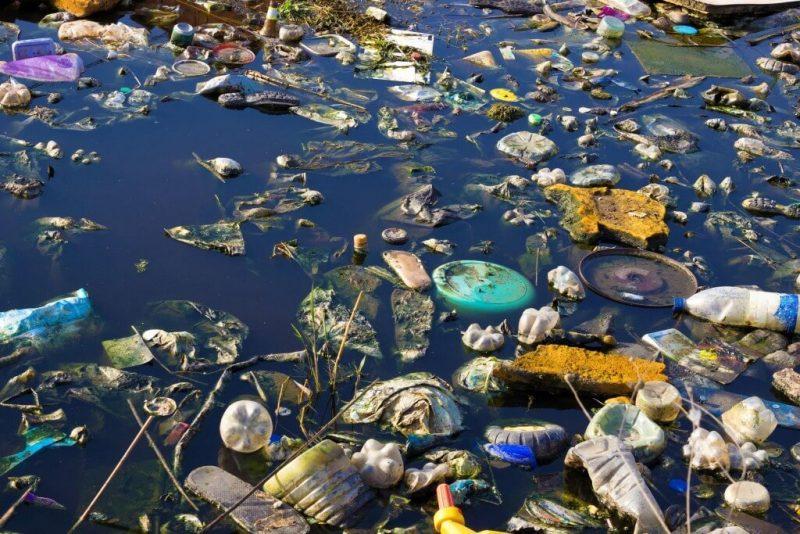 Nguồn nước hiện nay đang ô nhiễm ở mức báo động