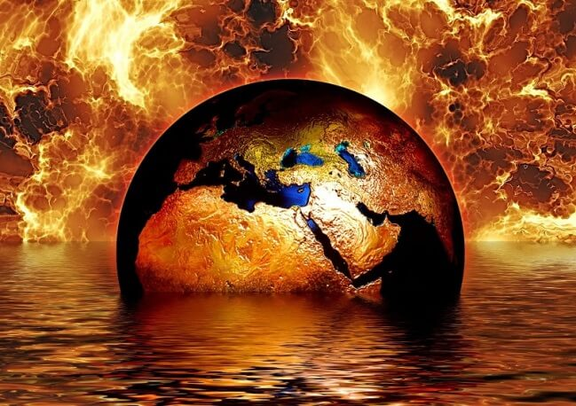 biến đổi khí hậu là một sự thay đổi của thời tiết