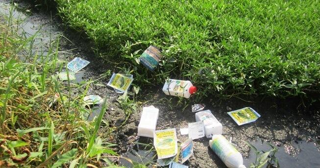 Những tác hại của thuốc bảo vệ thực vật tới môi trường và sức khỏe