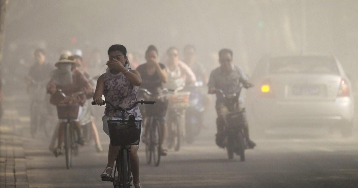 Việt Nam nằm trong top những đất nước ô nhiễm nhất hiện nay