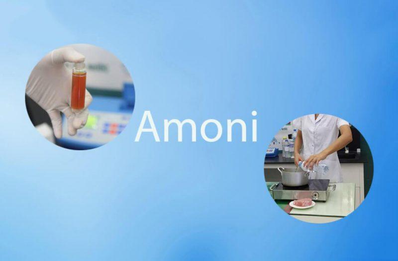 Amoniac công thức mức độ ảnh hưởng