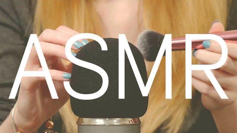 ASMR là gì? tại sao những âm thanh kỳ lạ lại được đón nhận nhiều đến vậy?