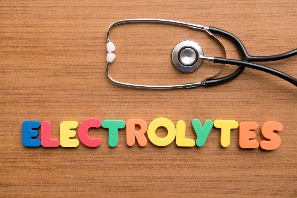 Chất điện giải là gì các vấn đề rối loạn điện giải