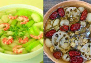 Công thức chi tiết 10 món ăn thanh nhiệt ngày hè – Phần 2