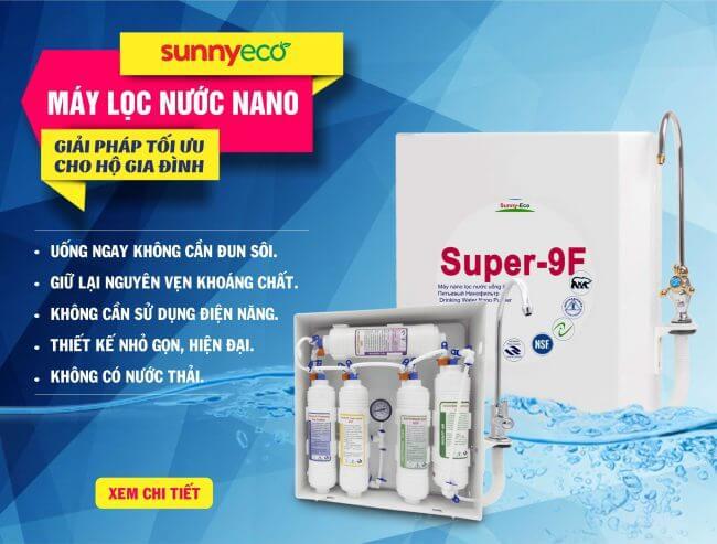 Máy lọc nước mini là sự lựa chọn hoàn hảo cho gia đình bạn