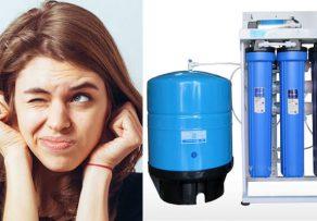 Nguyên nhân máy lọc nước có tiếng ồn và cách khắc phục