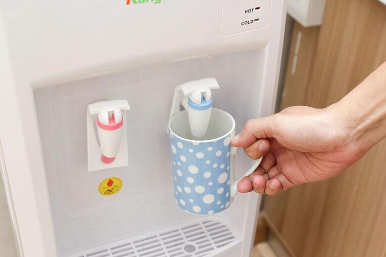 Máy lọc nước nóng lạnh trực tiếp giúp cuộc sống dễ dàng hơn