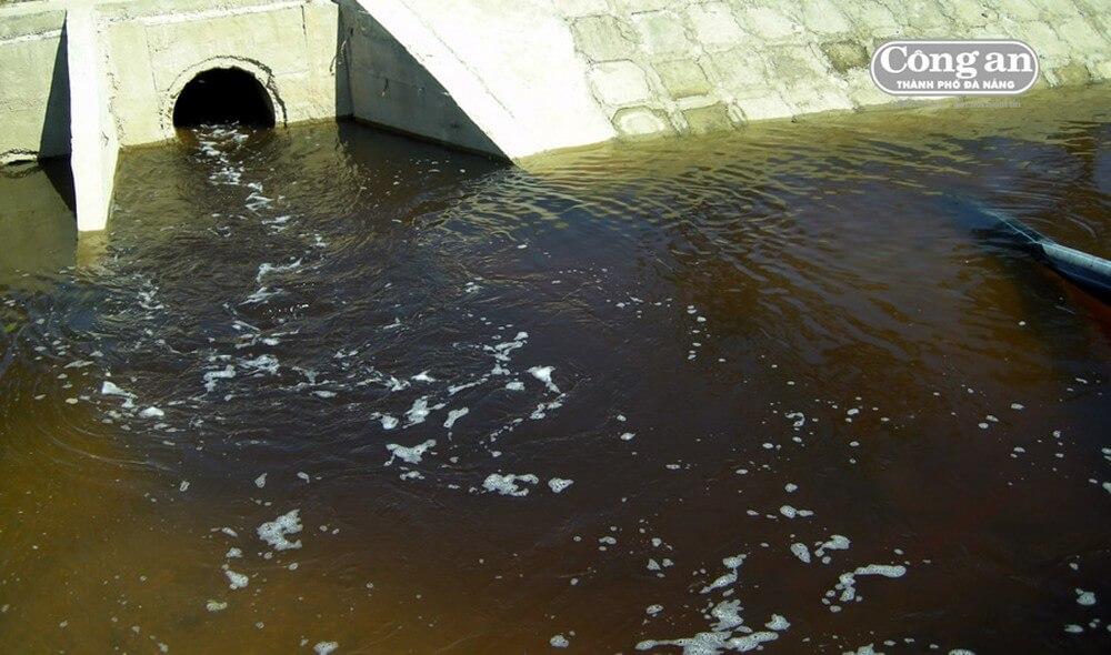 Nước thải và những điều còn tồn tại ở Việt Nam