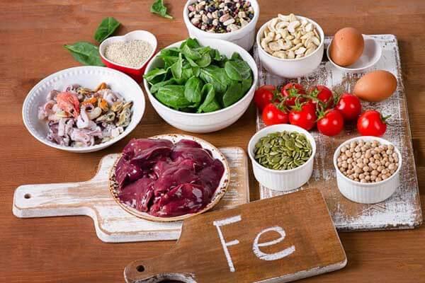 Thực phẩm bổ máu bạn nên bổ sung vào chế độ ăn uống - Máy lọc nước nano Aqualife Vietnam