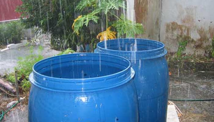 Tiết kiệm nước bằng cách tận dụng nước mưa – Lợi hay hại?