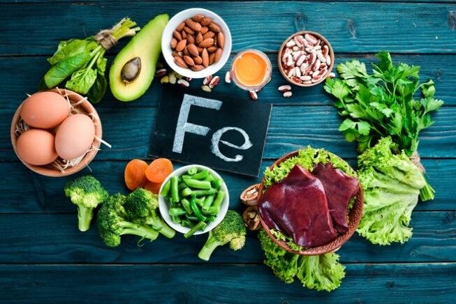Tổng hợp những thực phẩm bổ sung máu hiệu quả