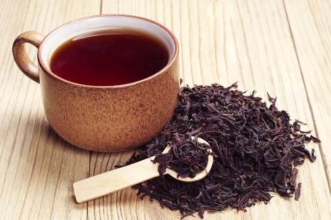Những lợi ích bất ngờ từ uống trà đen